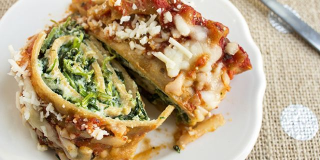 This fun twist on a classic lasagna dish does the perfect job of portion control. Each lasagna [...]