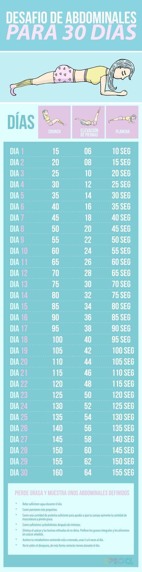 desafios de 30 dias, ¿te animas?