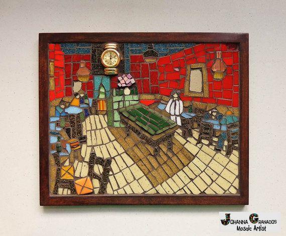 Mirror Mosaic Wall Art 26 best images about jogranados mosaics on pinterest | ceramics