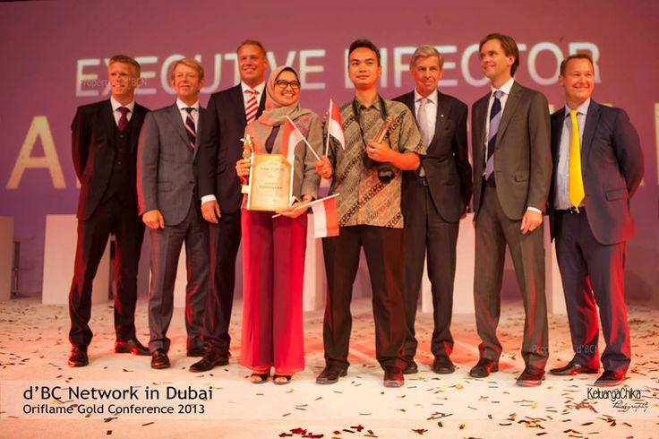 #6 TOP 15 Asia Selamat utk bu Ketum dBCN bubu Sharah Saleh Sugarda #OriflameGC2013