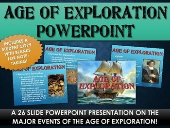 A Brief History Of The Age Of Exploration Thoughtco