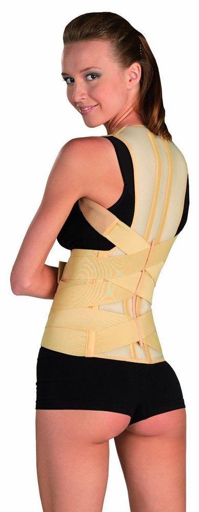 POSTURE CORRECTOR Lumbar Support Belt Round Shoulder Back Brace Scoliosis | Health & Beauty, Medical, Mobility & Disability, Orthopedics & Supports | eBay!