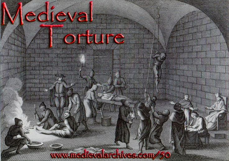 Medieval Torture and Devices! http://www.medievalarchives.com/50