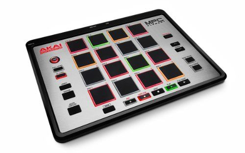 Akai Pro MPC Element Music Production Controller with 1+GB Sound Library Akai Professional http://www.amazon.com/dp/B00EQH1DBI/ref=cm_sw_r_pi_dp_JB3mub035R2MB