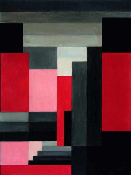 Jos Léonard (1892-1957), Composition no. 25/ Compositie nr. 25, 1925, Private collection #mskgent #museum #art #kunst