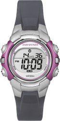 Timex Women's T5K646M6 Marathon Digital Display Quartz Grey Watch