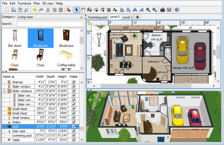 Marvelous Best and FREE Interior Design Software