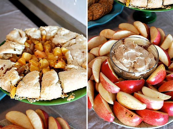 thanksgiving appetizers: Thanksgiving Ideas, Fall Parties Food, Thanksgiving Food, Fall Food, Fruit Appetizers, Thanksgiving Appetizers, Appetizers Ideas, Fruit Dips, Apples Dips