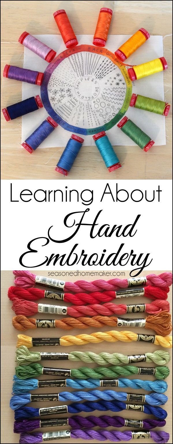 Slow Sewing is all about taking the time to hand sew projects. Whether it's hand embroidery, appliqué, or hand quilting, Slow Sewing is a way to take a break and relax with a needle and thread.