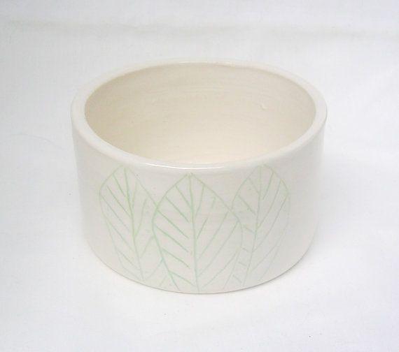 Condiment Cellar, vanilla Stone Earthware on Etsy