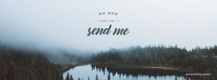 """""""Isaiah 6 (Here am I Send Me)"""" by Lindy Conant & The Circuit Riders // Facebook cover format // Like us on Facebook www.facebook.com/worshipwallpapers // Follow us on Instagram @worshipwallpapers"""