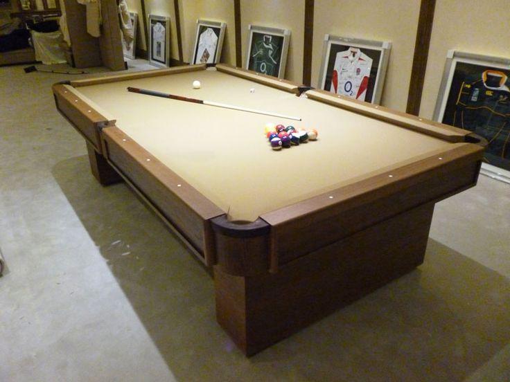 Bilhares Carrinho Iliada Pool Table   7ft, 7.5ft, 8ft | Home Leisure Direct