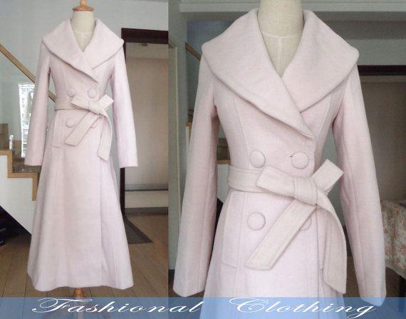 92 best wool coats images on Pinterest   Wool coats, Long coats ...