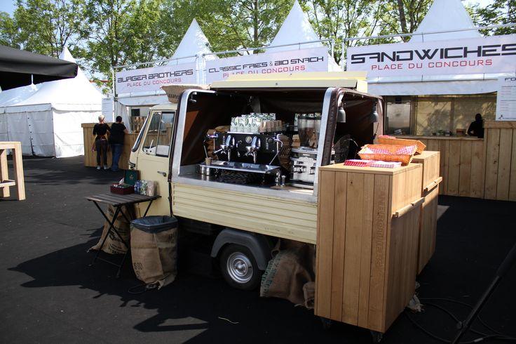 Authentic Coffee Piaggio