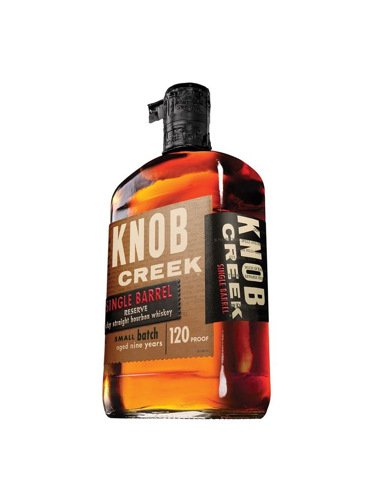 Knob Creek® Single Barrel Bourbon