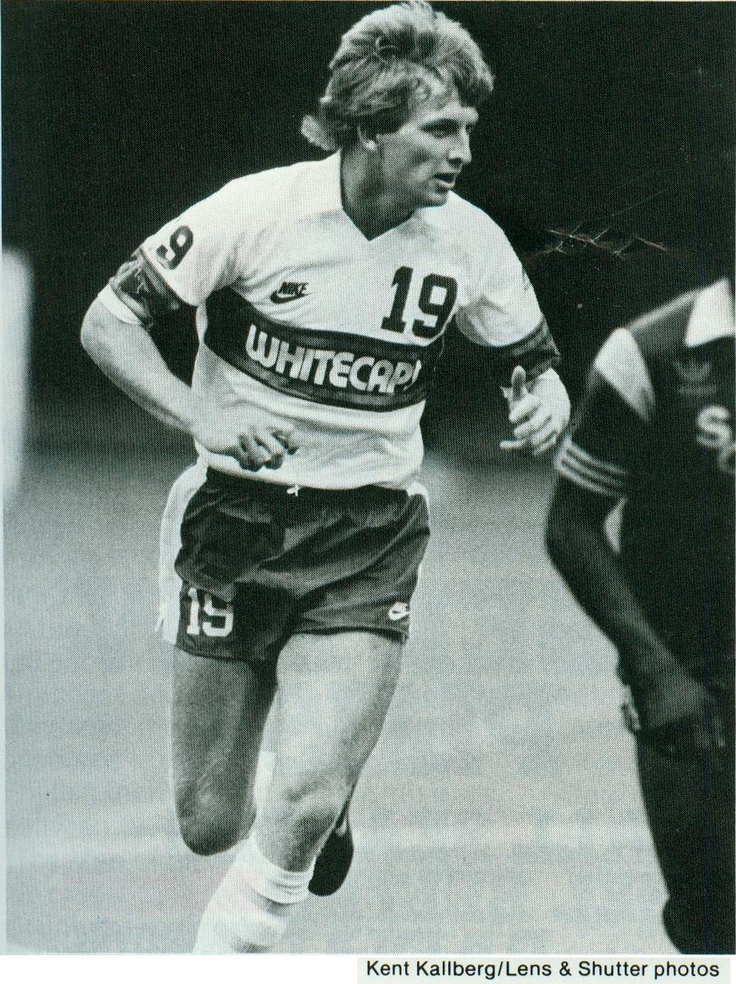 NASL Soccer North American Soccer League Players
