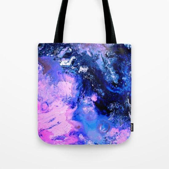 Buy Milky Way Tote Bag by Jazzyinked at Society6