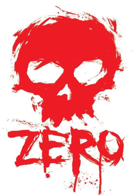 Zero Skateboard Brand Logo