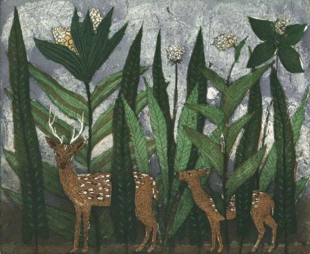 Kirsi Neuvonen, Metsän kuningattaren seuraleikki / The Parlour Game of the Queen of the Forest (2012)