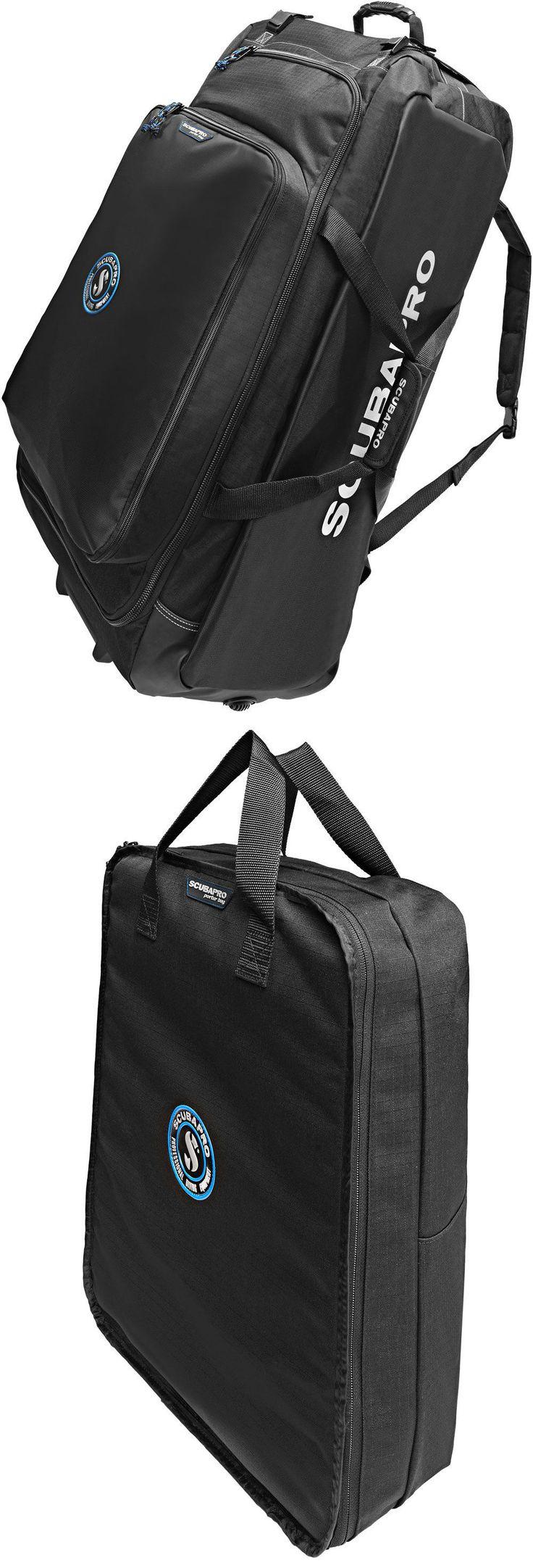Gear Bags 29576: Scubapro Porter Bag, Scuba Diving Equipment Dive Gear Bag, Scubapro Dive Bag BUY IT NOW ONLY: $189.0