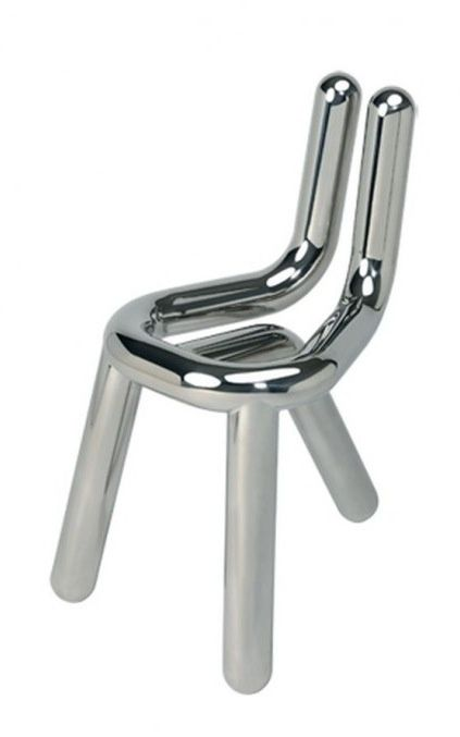 2011 Limited Edition Stainless Steel Outdoor Furniture From Riluc