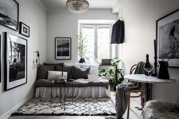Gravity Home: Tiny Studio Apartment