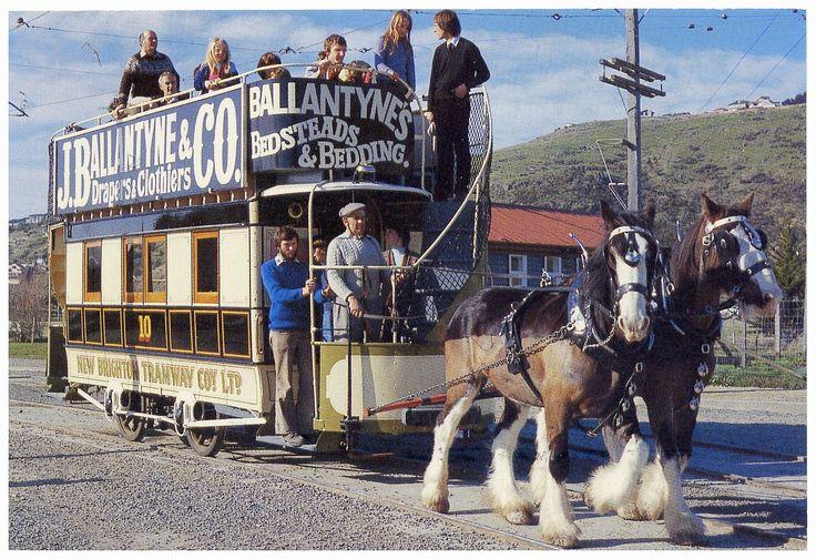 Ferrymead Tram, Christchurch NZ