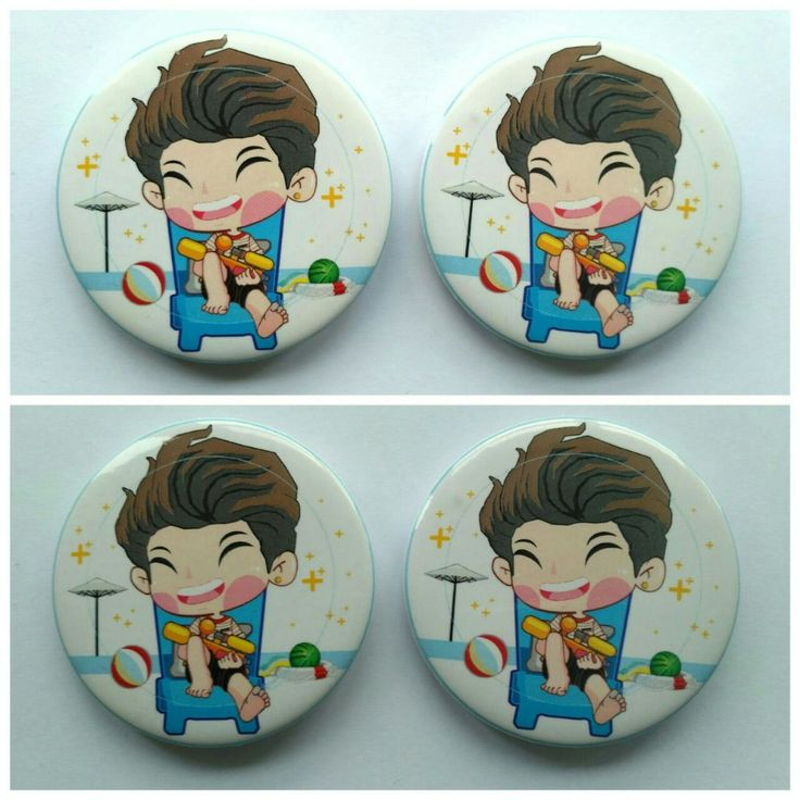 PIN Button ..