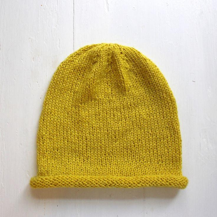 Image of WOOLHEART ida yellow.
