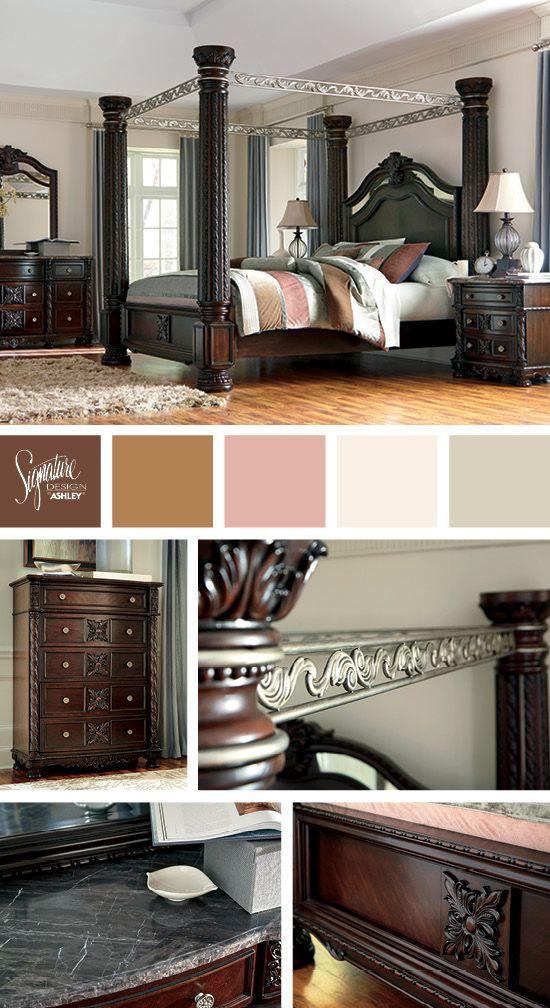 Laddenfield Bedroom   Ashley Furniture