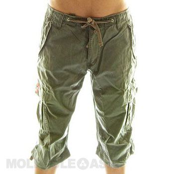 Molecule Panama Parachute Pants - Women's Longer Shorts - Cargo Shorts | Molecule.asia