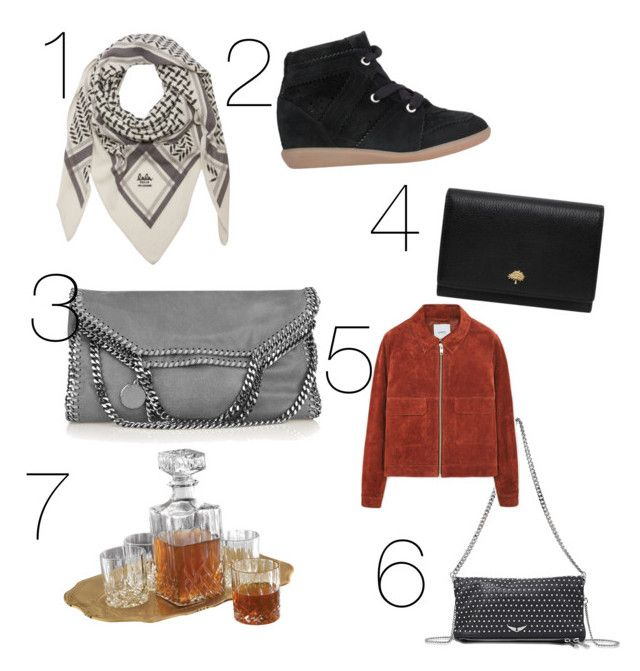 """Untitled #13"" by marinellamikkelsen on Polyvore featuring Isabel Marant, Mulberry, Zadig & Voltaire, STELLA McCARTNEY, MANGO, Jay Import, women's clothing, women's fashion, women and female"