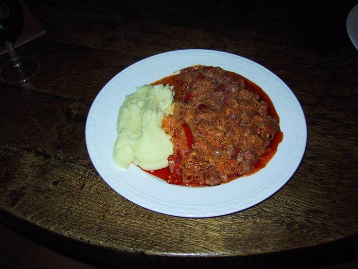 Zuurkool Met Paprika En Chorizo recept | Smulweb.nl