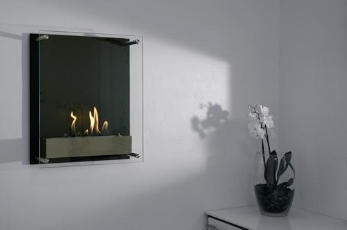 modern architecture - fireplace - elements fires - decoflame - atlantic - flueless fireplace