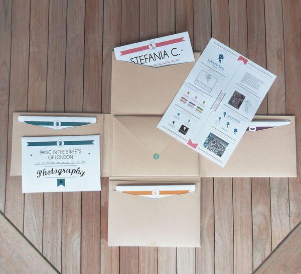 ¿Como hacer mi portafolio?: Portafolio creativo en físico.