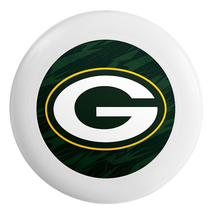 Forever Collectibles Green Bay Packers Flying Disc, Multicolor