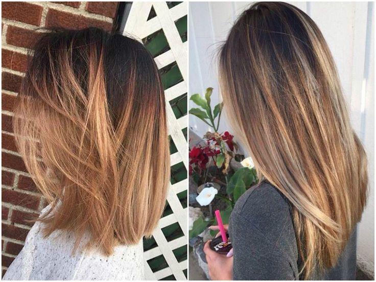 The 25+ best Balayage on straight hair ideas on Pinterest ...