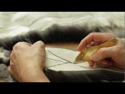 Great video about how to produce a fur.
