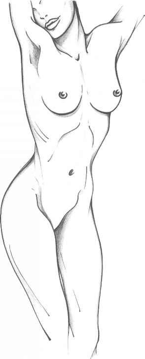 learn to draw human body