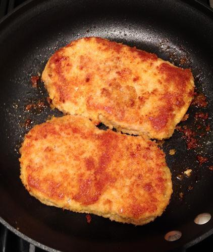 Paleo Pecan Crusted Pork Chops