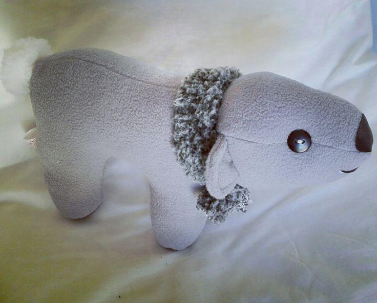 Cutest Polar bear softie