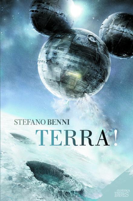 A la fois roman de science fiction, récit d'aventure picaresque et farce poétique, Terra ! s'inscrit sans peine dans la droite lignée des meilleurs textes d'un Kurt Vonnegut ou d'un Jonathan Swift.