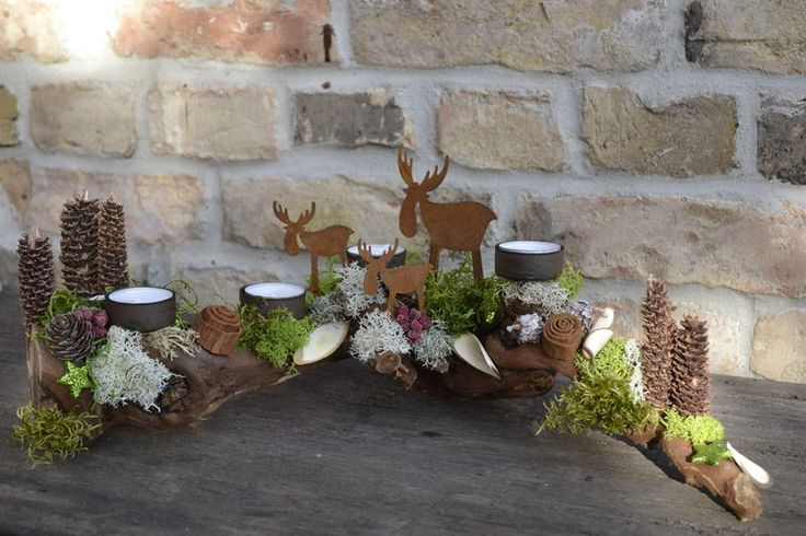 1416252932 126 weihnachtsideen diy for Weihnachtsideen dekoration