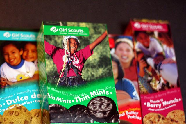 Ordering Girl Scout Cookies Just Got WAY Easier