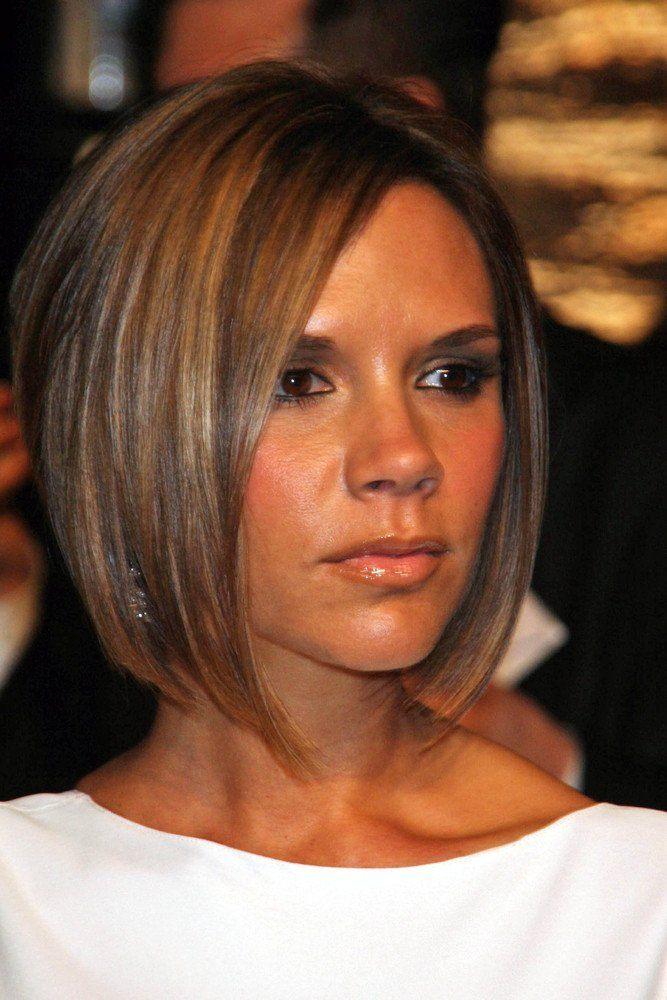 Attraktive Victoria Beckham Frisuren Frisuren Magazin 18 Einfache
