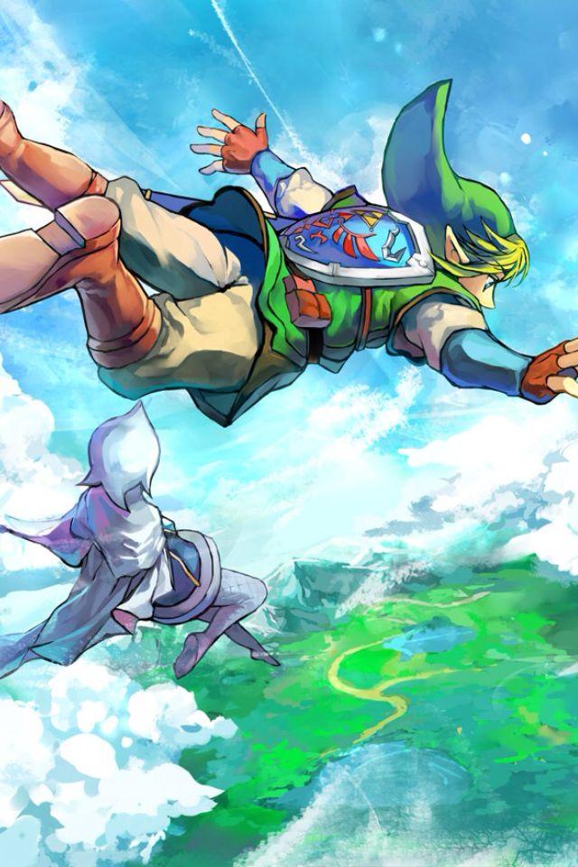 Link in Skyward Sword