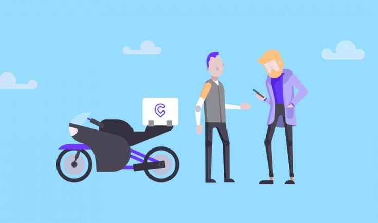 Cabify lança serviço de entregas por motoboy para pessoas físicas