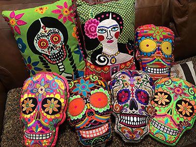 New Día de los Muertos Arrivals at MexicanSugarSkull.com