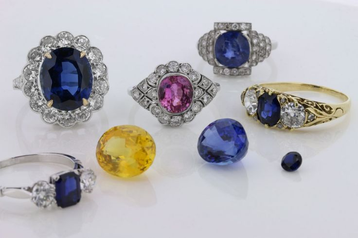 Sapphires, along with rubies and emeralds, are one of the three most popular coloured gemstones in the world. And with good reason. Sapphires are not only beautiful, but they're the second hardest substance on earth after diamonds...