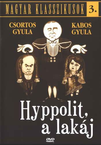 Hyppolit, a lakáj (a comedy film from 1931)